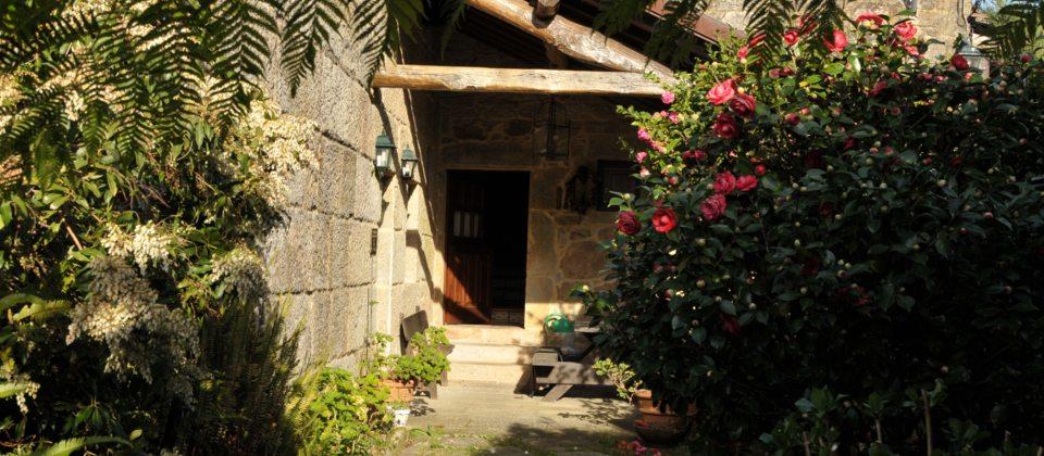 Casa do Xan - Casa de turismo rural en Galicia, con vistas a la ría ...