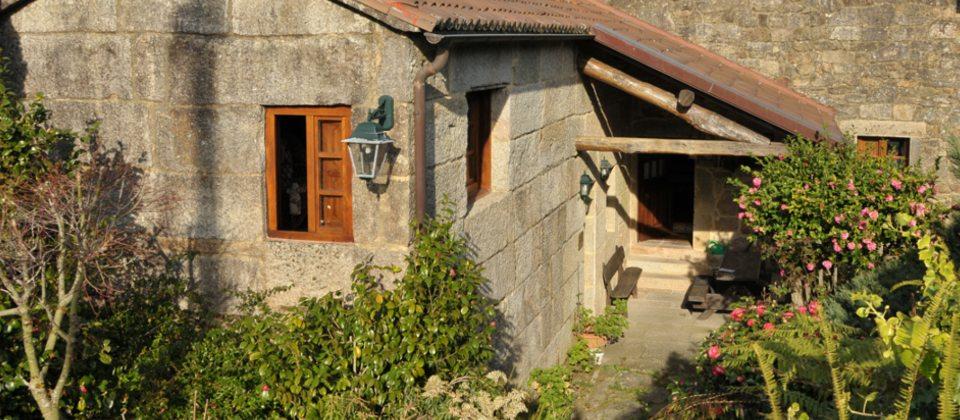 Casa do xan casa de turismo rural en galicia con vistas - Turismo rural galicia con ninos ...